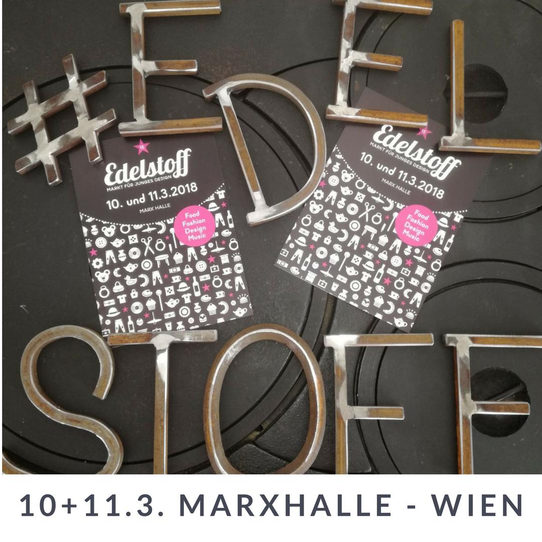 Edelstoff Designmarkt Wien mit Feinrost