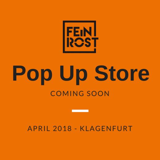 Feinrost Pop Up Store