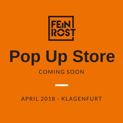 Feinrost Pop Up Store