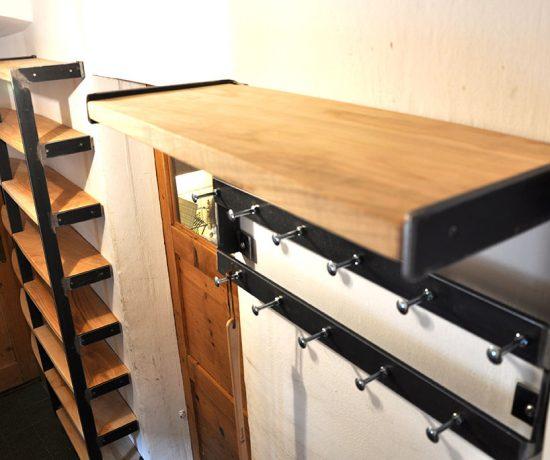Garderobe Maßgefertigtes Vorzimmer von Feinrost