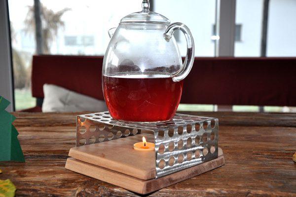 Stövchen 1er Deko Teelicht