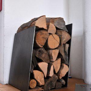 Holzlager Stahl Feinrost